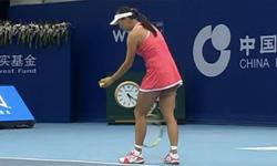 彭帅VS佩内塔 2011中网公开赛 女单第一轮视频
