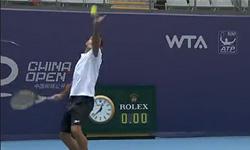 尤兹尼VS阿尔玛格罗 2011中网公开赛 男单第一轮视频