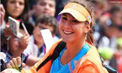 希望之星! 本西奇曾获WTA年度最佳新人