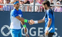 ATP罗杰斯杯全程高光回顾 北美硬地重量级巅峰对决