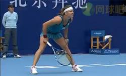 杜赫鲁VS库兹涅佐娃 2011中国网球公开赛 女单第一轮比赛视频