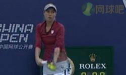 阿维德森VSA·邦达连科 2011中国公开赛 女单第一轮视频
