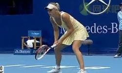 沃兹尼亚奇VS赫拉德卡 2011中国公开赛 女单第一轮视频