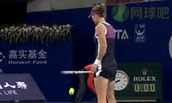 斯托瑟VS皮隆科娃 2011中国公开赛 女单第一轮视频