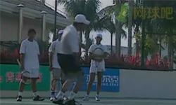 明日巨星 05版央视网球教学视频 第23集