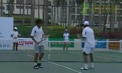 网球双打战术讲解 05版央视网球教学视频 第22集