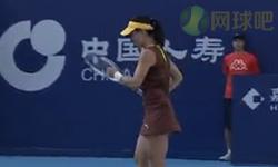郑洁VS比兰蒂 2011中国公开赛 女单第一轮视频