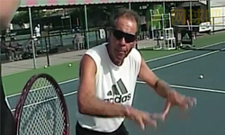 致命正手 尼克网球教学视频 第一集