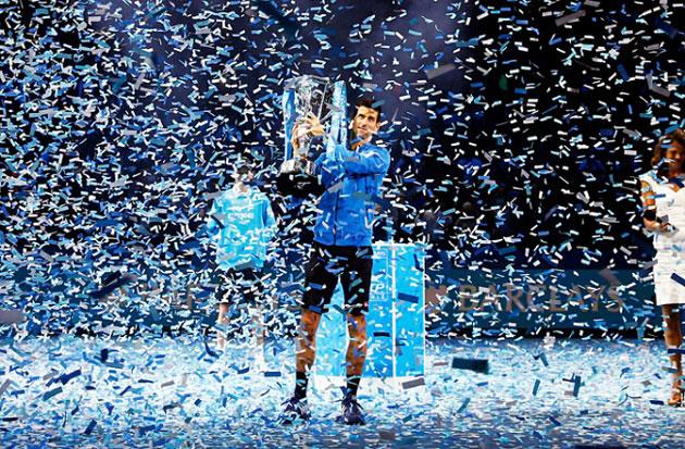 德约科维奇击败费德勒实现年终总决赛四连冠