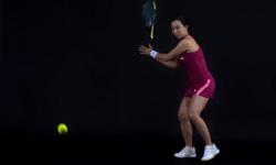 网球正手击球教学视频详解