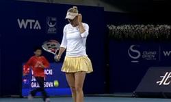 沃兹尼亚奇VS加多索娃 2011中国公开赛 女单第二轮视频