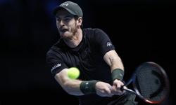 穆雷VS西里奇 2016年ATP总决赛 男单小组赛视频