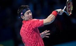 瓦林卡VS锦织圭 2016年ATP总决赛 男单小组赛视频