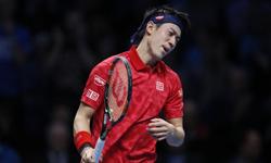 穆雷VS锦织圭 2016年ATP总决赛 男单小组赛视频