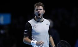 瓦林卡VS西里奇 2016年ATP总决赛 男单小组赛视频