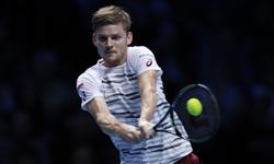 德约科维奇VS戈芬 2016年ATP总决赛 男单小组赛视频