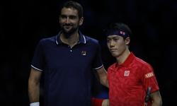 锦织圭VS西里奇 2016年ATP总决赛 男单小组赛视频