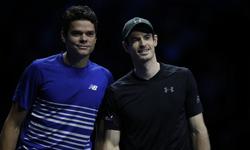 穆雷VS拉奥尼奇 2016年ATP总决赛 男单半决赛视频