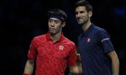 德约科维奇VS锦织圭 2016年ATP总决赛 男单半决赛视频