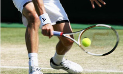 放小球和挑高球 尼克网球教学视频 第四集