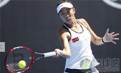 张帅VS萨斯诺维奇 2017年澳网公开赛 女单第一轮比赛视频