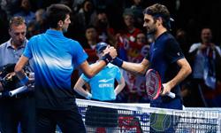 费德勒VS德约科维奇 2015年ATP总决赛 男单决赛高清视频