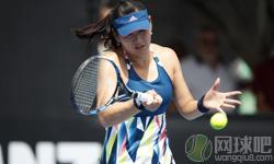 段莹莹VS勒普琴科 2017年澳网公开赛 女单第二轮比赛视频