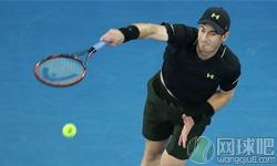 穆雷VS卢布列夫 2017年澳网公开赛 男单第二轮比赛视频