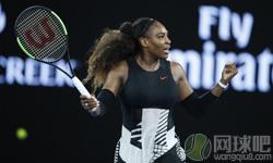 小威廉姆斯VS萨法洛娃 2017年澳网公开赛 女单第二轮比赛视频