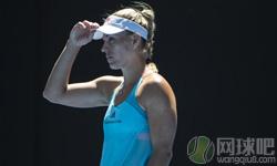 科贝尔VS普利斯科娃 2017年澳网公开赛 女单第三轮比赛视频