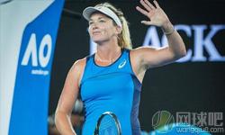 范德维格VS穆古鲁扎 2017年澳网公开赛 女单1/4决赛比赛视频