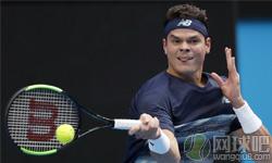 拉奥尼奇VS阿古特 2017年澳网公开赛 男单第四轮比赛视频