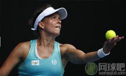 小威廉姆斯VS斯特里科娃 2017年澳网公开赛 女单第四轮比赛视
