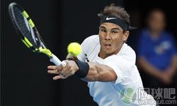 纳达尔VS拉奥尼奇 2017年澳网公开赛 男单1/4决赛比赛视频