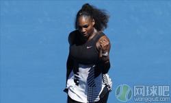 小威廉姆斯VS孔塔 2017年澳网公开赛 女单1/4决赛比赛视频