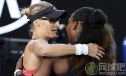 小威廉姆斯VS鲁西奇 2017年澳网公开赛 女单半决赛比赛视频