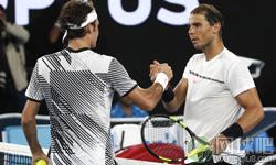 费德勒VS纳达尔 2017年澳网公开赛 男单决赛比赛高清视频