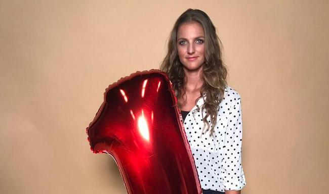 WTA最新排名 普利斯科娃仍为球后