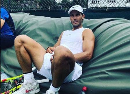 ATP年终总决赛纳达尔确定缺阵