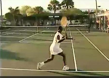 致命正手-尼克·波利泰尼网球教学